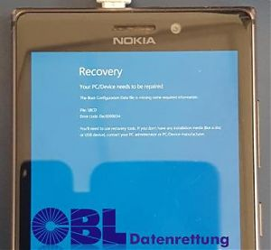 Nokia | CBL Datenrettung