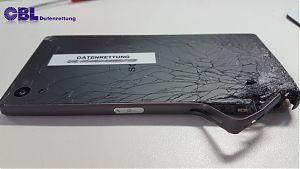 Samsung S6 mutwillig zerstört