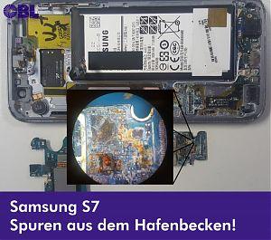 Samsung S7 Wasserschaden